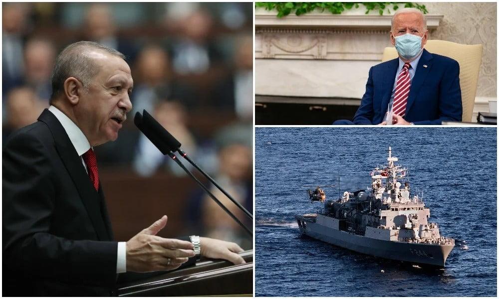 Αναλυτής του CNΝ Turk παραδέχεται ότι η Τουρκία φοβάται την εξωστρέφεια της Ελλάδας! Κλειδί ο ρόλος Μπάιντεν