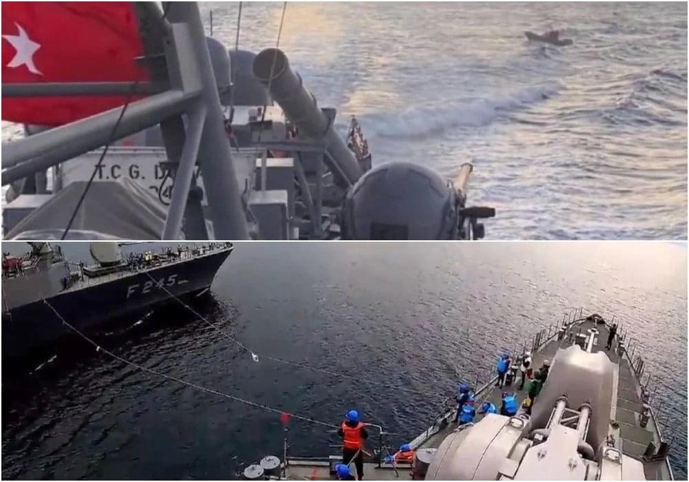 Προκαλεί η Τουρκία: «Γαλάζια Πατρίδα» είναι το Αιγαίο, η Μεσόγειος και η Μαύρη Θάλασσα (Βίντεο)