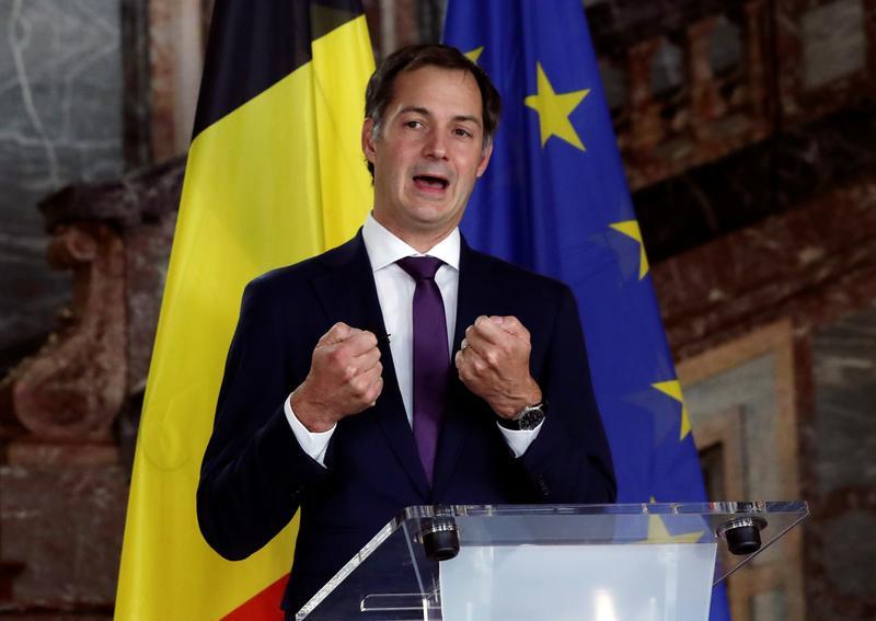 Πρωθυπουργός Βελγίου : Δεν θα πρέπει να είμαστε αφελείς με την Τουρκία