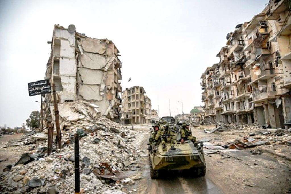 Συρία: Δέκα χρόνια για το τίποτα