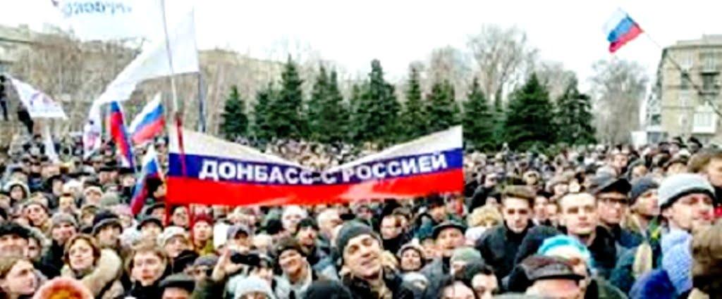 Η Εμπλοκή της Τουρκίας στην Ουκρανική Σύγκρουση Θα οδηγήσει στην ΄Ενωση του Ντονμπάς με την Ρωσία;