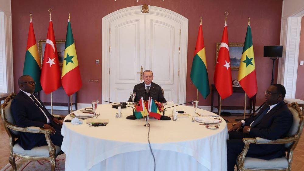 Η επιρροή της Τουρκίας του Ερντογάν στην Αφρική και η πανδημία
