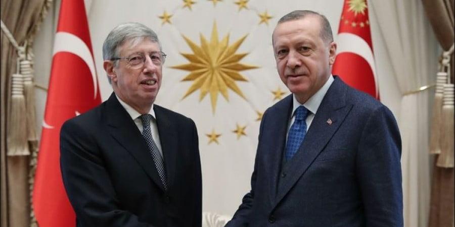 Πρέσβης Ιταλίας σε Άγκυρα: «Καμία βιώσιμη λύση σε Αν.Μεσόγειο χωρίς Τουρκία»