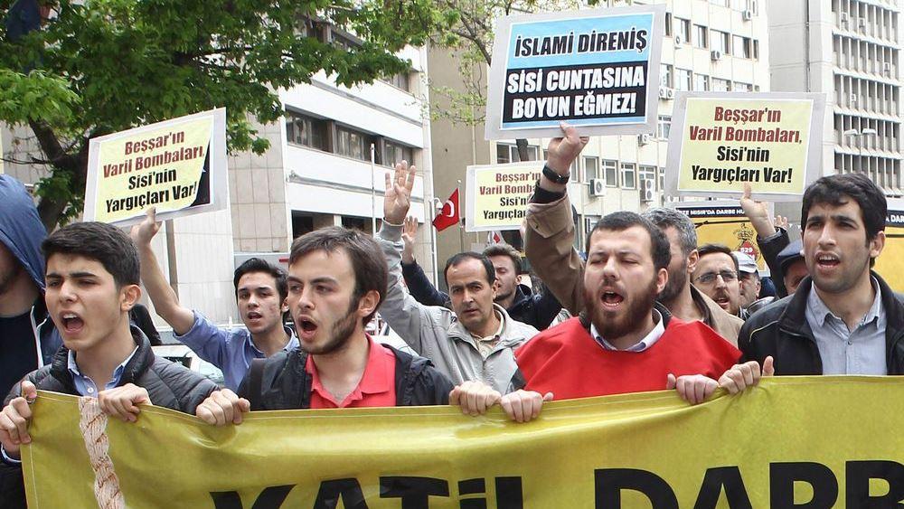 Το Bloomberg για το πού οδεύουν οι σχέσεις Τουρκίας – Αιγύπτου