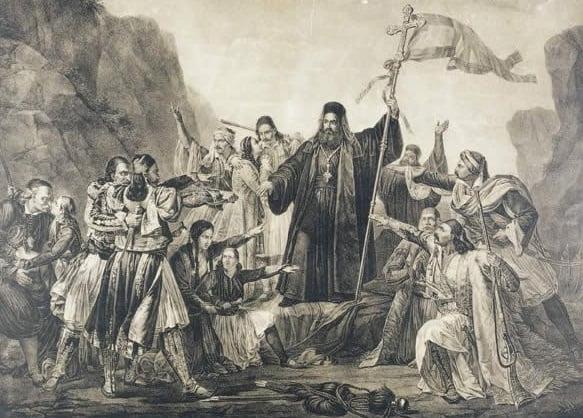 1821: Πάτρα – Ἐπανάσταση καί σφαγές
