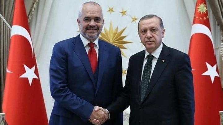 Είναι γεγονός! Συμφωνία Ράμα-Ερντογάν – Η τουρκική γλώσσα μπαίνει επίσημα στην εκπαίδευση της Αλβανίας