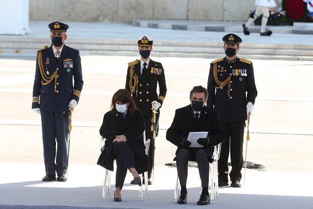 Μια ελληνίδα δικαστής εξευτελίζει την κ. Πρόεδρο της Δημοκρατίας
