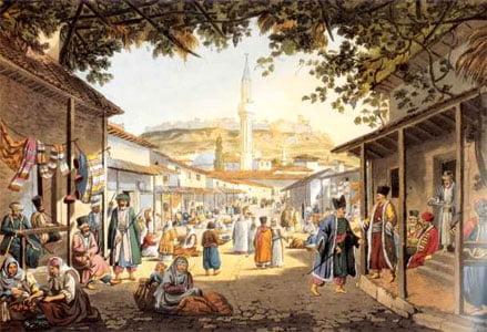 Τι έτρωγαν οι Έλληνες επί Τουρκοκρατίας;