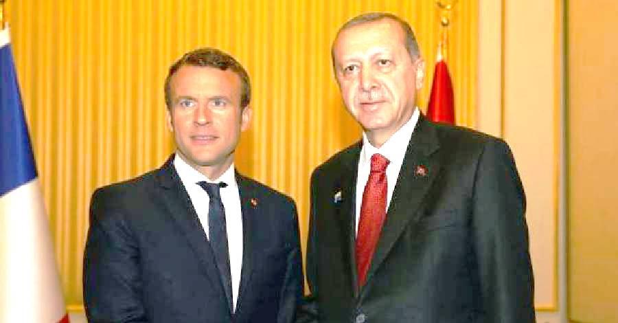 Ο Ε. Μακρόν ομαλοποιεί τις σχέσεις του με τον Ρ.Τ. Ερντογάν εις βάρος των Κούρδων