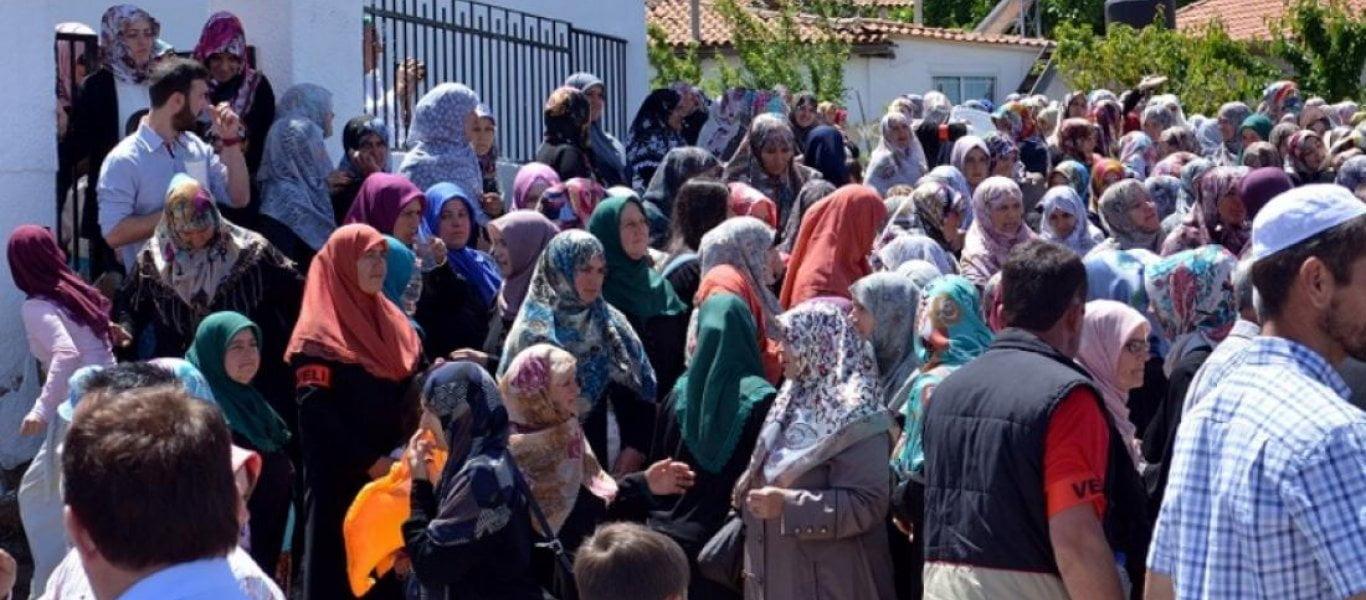 Η μουσουλμανική μειονότητα της Θράκης δεν αποτελεί πρόβλημα.