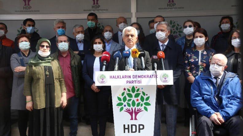 Βουλευτής Gergerlioğlu του HDP: Η αντίσταση συνεχίζεται