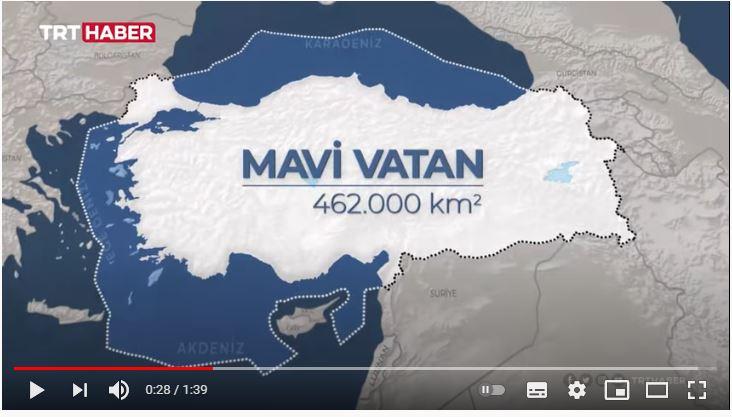 """""""Δώρο"""" του Ερντογάν στον κ. Μητσοτάκη, εν όψει της συνάντησής τους – Ντοκυμαντέρ για τη Γαλάζια Πατρίδα"""