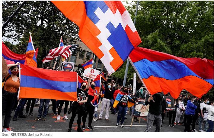 Ρωσία: Η αναγνώριση της γενοκτονία των Αρμενίων είναι το μαστίγιο, θα ακολουθήσει το καρότο