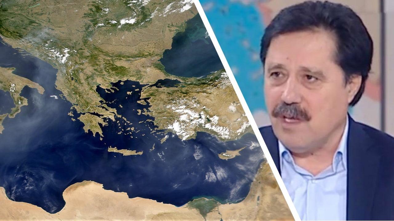 """Σάββας Καλεντερίδης στην εκδήλωση """"Η Τουρκική Στρατηγική και η Επόμενη Ημέρα"""""""
