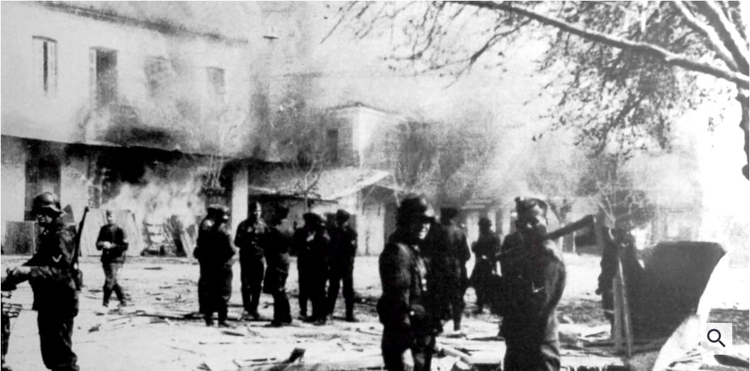 Γερμανία, Die Süddeutsche Zeitung: Δεύτερος Παγκόσμιος Πόλεμος στην Ελλάδα, τώρα «Η δεύτερη ενοχή»
