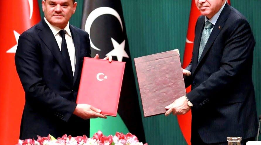 Πρωθυπουργός Λιβύης: Ισχύει το σύμφωνο με Τουρκία – Κάλεσμα σε διάλογο στις χώρες της Μεσογείου