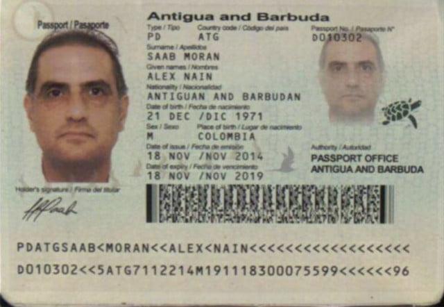 Ανοίγουν στόματα και λογαριασμοί – Στο δρόμο για τις ΗΠΑ ο τραπεζίτης του Μαδούρο