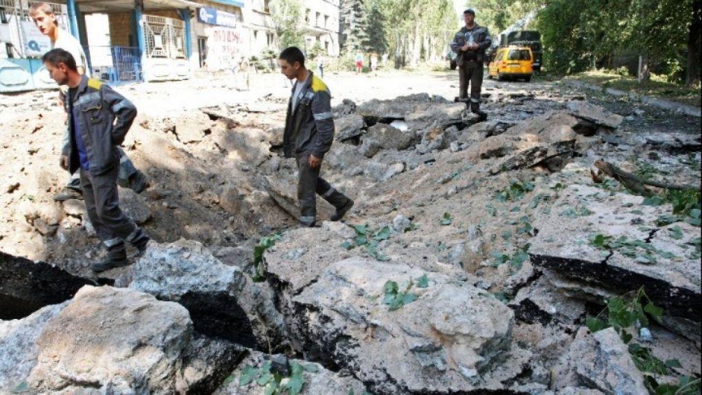 Ουκρανία: Οι αυτονομιστές κατηγορούν το Κίεβο για τον θάνατο παιδιού σε βομβαρδισμό
