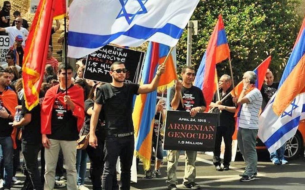 Γιατί το Ισραήλ δεν θα αναγνωρίσει τη γενοκτονία των Αρμενίων, όπως έκανε ο Μπάιντεν