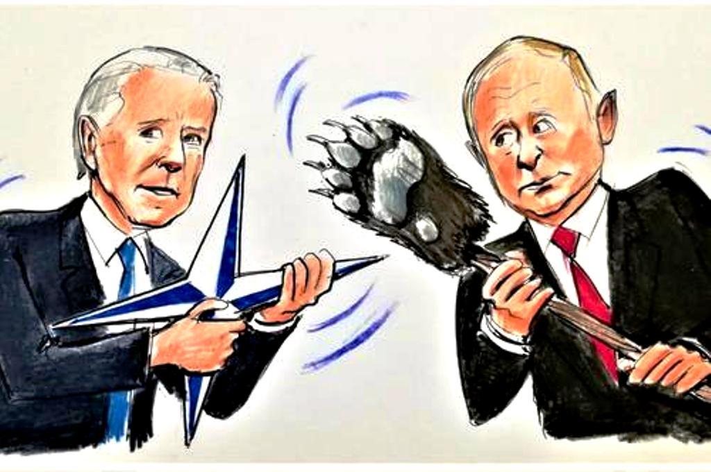 Γιατί η κυβέρνηση Μπάιντεν πιέζει την Ουκρανία να επιτεθεί στη Ρωσία;