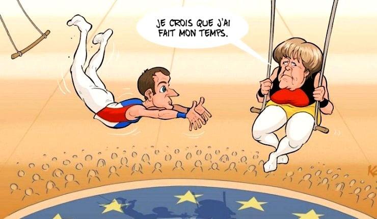 Το γαλλογερμανικό ζευγάρι απέθανε – Στρατηγικές συμβουλές σε Γάλλους ηγέτες που δεν το έχουν ακόμα αντιληφθεί