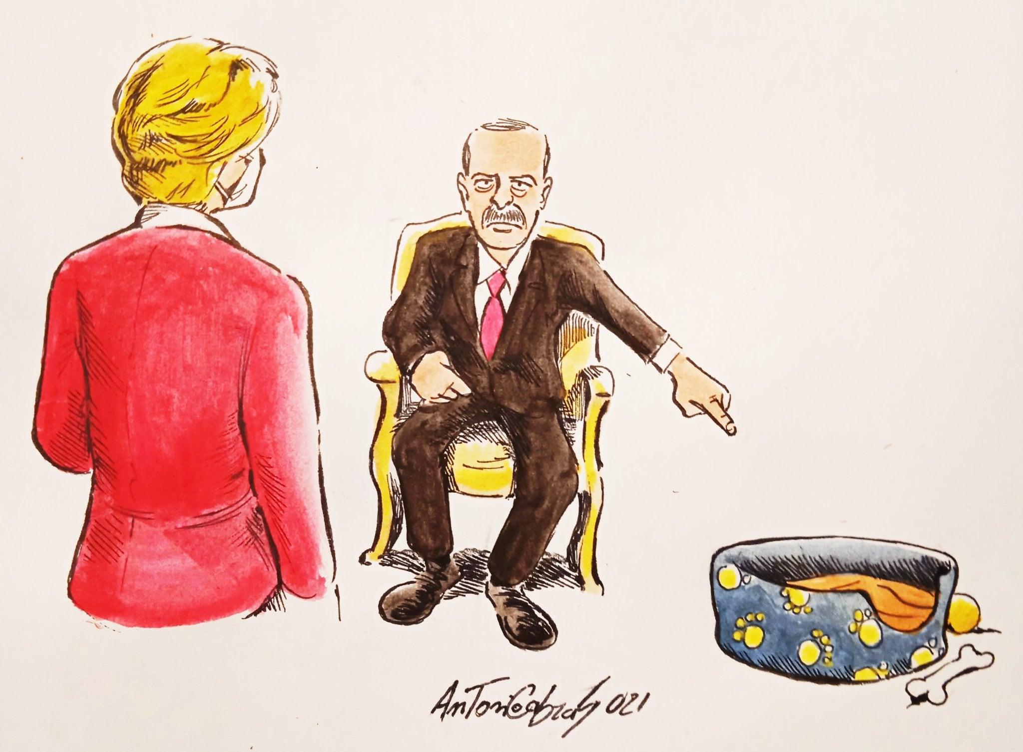 Θα σημάνει άραγε η έκρηξη Ντράγκι το τέλος της ευρωπαϊκής ανοχής απέναντι στην Τουρκία;
