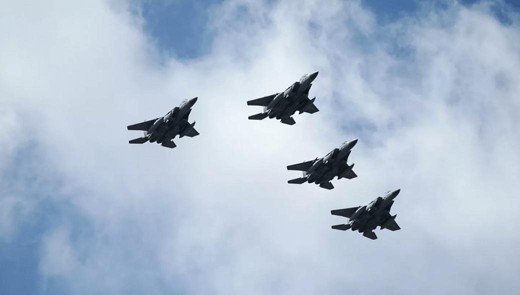 Έσκισαν τους ελληνικούς ουρανούς τα μαχητικά της άσκησης «Ηνίοχος 21» (βίντεο)