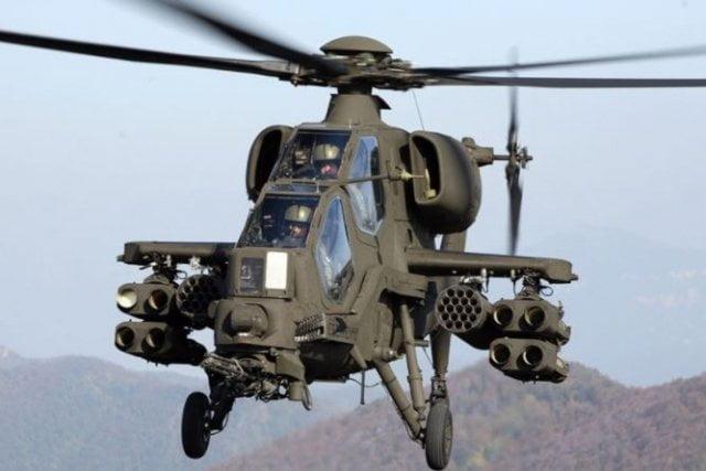 Η Τουρκία υπέγραψε συμφωνία με την Ουκρανία για τον κινητήρα του επιθετικού ελικοπτέρου ATAK-II