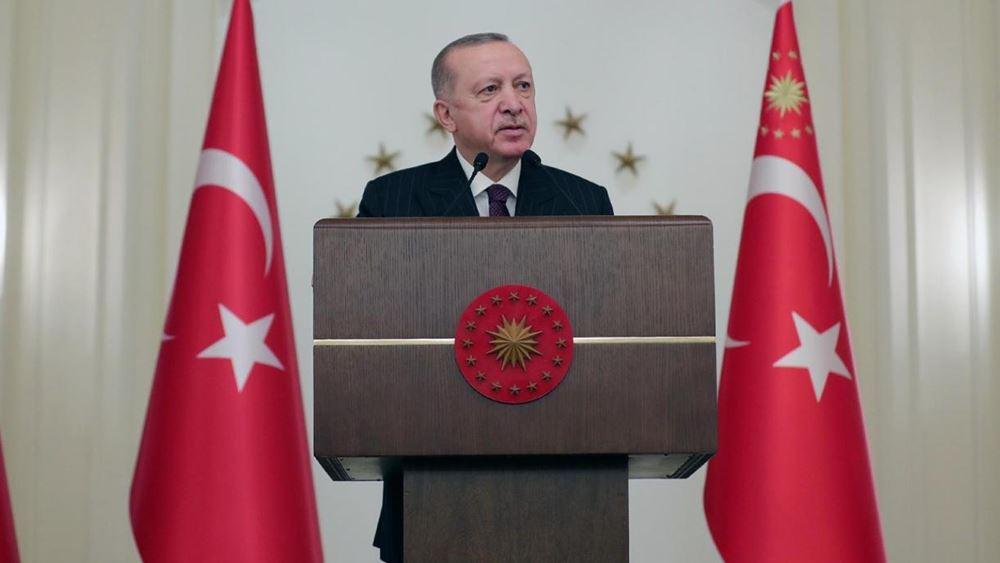 O Ερντογάν προτείνει αύξηση εταιρικού φόρου στην Τουρκία στο 25%