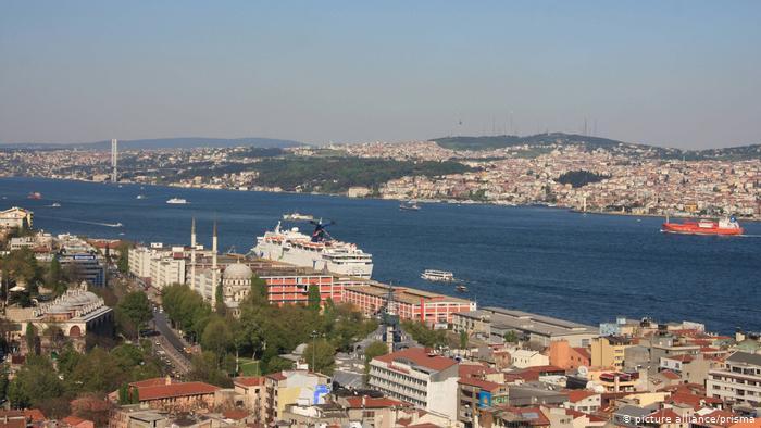 Ο Ερντογάν θέλει πάση θυσία τη Διώρυγα της Κων/πολης
