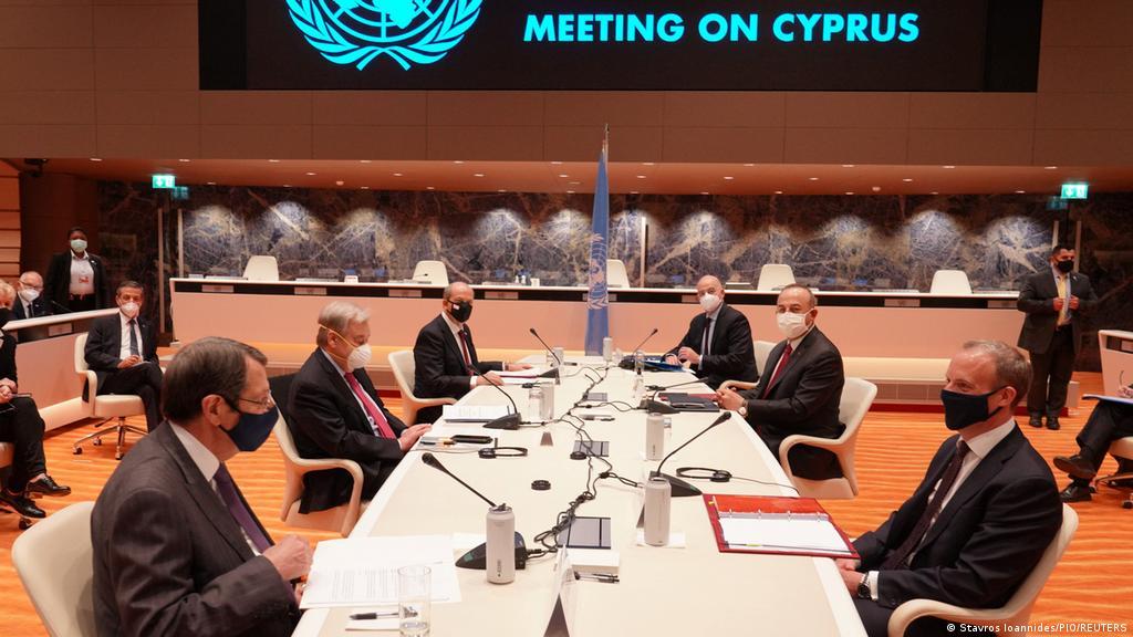 «Με τη διζωνική η Κύπρος θα μετατραπεί σε ένα ελεεινό προτεκτοράτο της Τουρκίας»