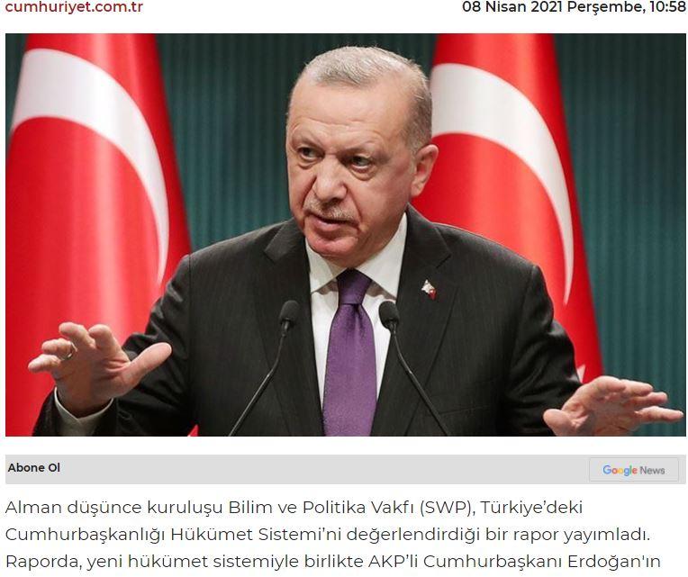 Γερμανική 'δεξαμενή σκέψης': Η Τουρκία υπέστη παράλυση