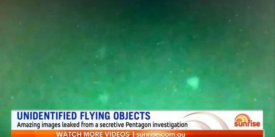 Το… σενάριο των εξωγήινων επιστρέφει! Tην ύπαρξη βίντεο με καταδίωξη από UFO επιβεβαίωσε το Πετάγωνο!