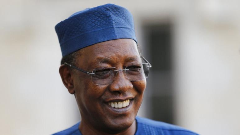Νεκρός από πυρά ανταρτών ο πρόεδρος του Τσαντ, Ιντρίς Ντεμπί