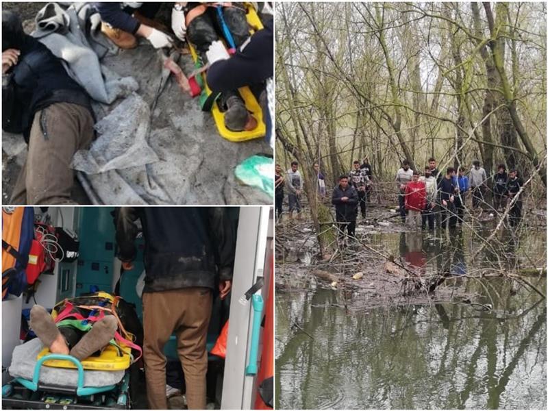 Ποταμός Έβρος: Προσπάθεια 30 παράνομων μεταναστών να περάσουν στην Ελλάδα – Νεκρός ο ένας εξ αυτών