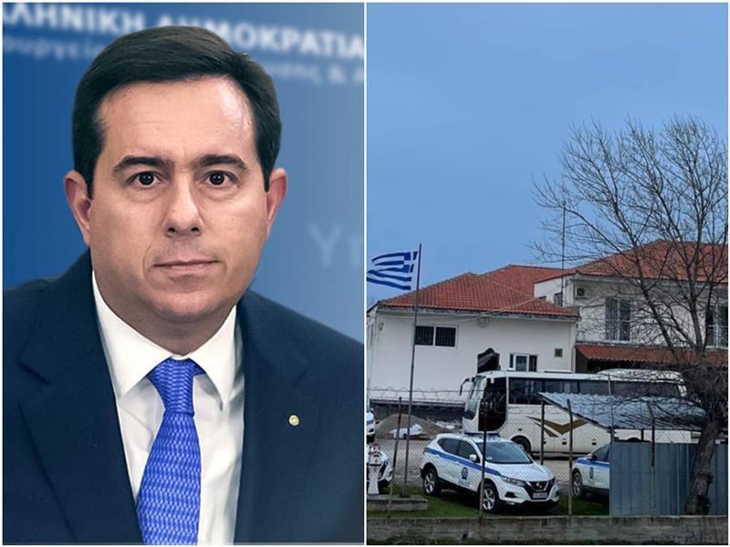 """ΚΥΤ Εβρου: """"Υπογείως"""" νέα δομή που θα ενωθεί με την υφιστάμενη στο Φυλάκιο – Ολόκληρη η απόφαση του Υπουργείου"""