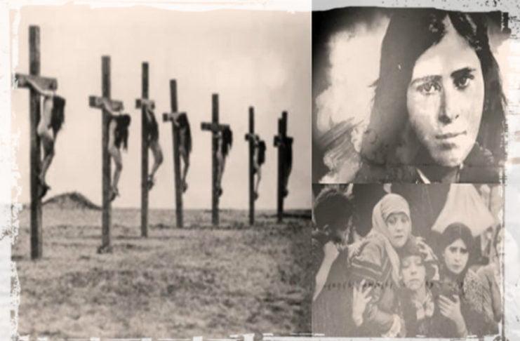To μαρτυρικό τέλος για χιλιάδες Αρμένισσες: Τις σταύρωσαν οι Τούρκοι – Η απόδραση της 14χρονης