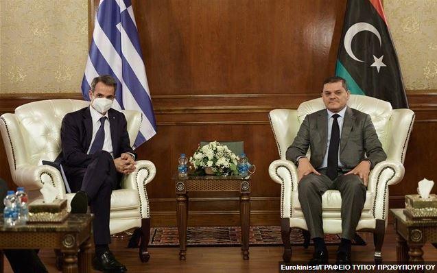 «Διπλωματική» γλώσσα από Λιβύη για την ΑΟΖ με Τουρκία
