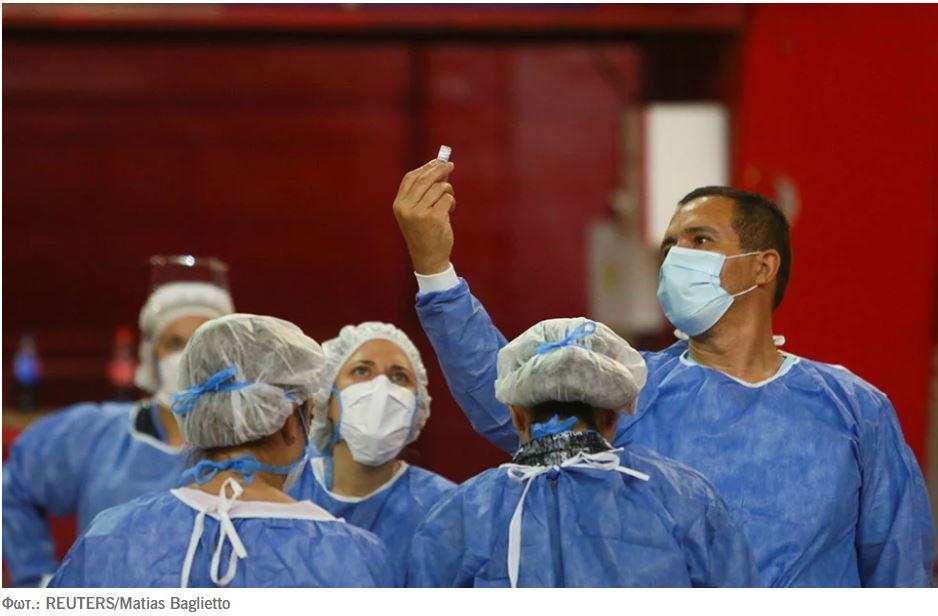 Διπλωματία των εμβολίων: Η απρόσμενη επιτυχία του Sputnik V