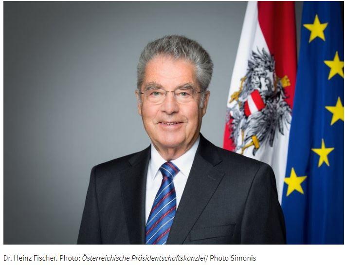 Χάιντς Φίσερ (π. Πρόεδρος Αυστρίας): Ο Ερντογάν δεν διορθώνεται