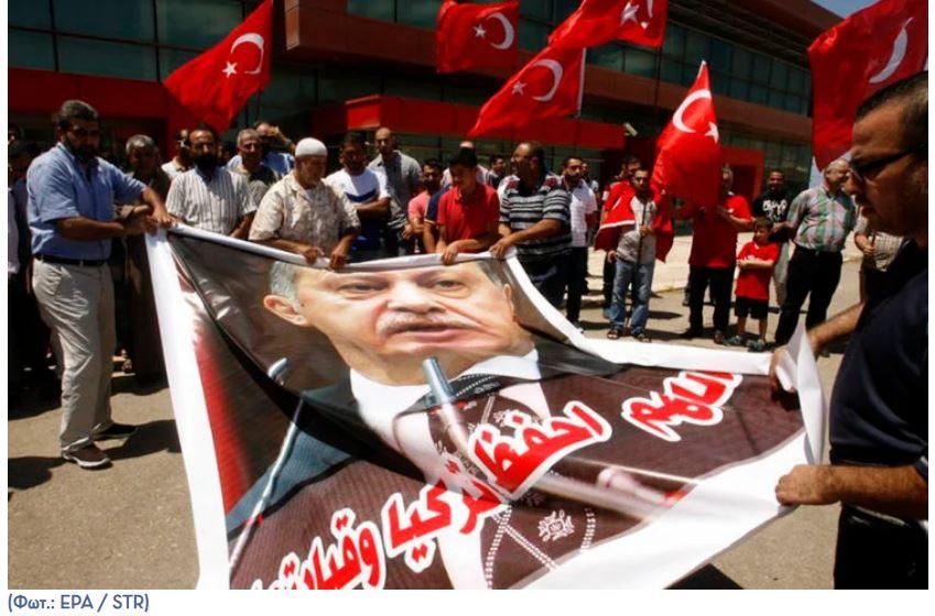 Οι χρήσιμοι για την Τουρκία Αδελφοί Μουσουλμάνοι