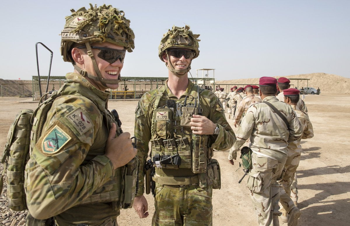 Αυτοκτονίες εν ενεργεία και εν αποστρατεία στρατιωτικών στην Αυστραλία