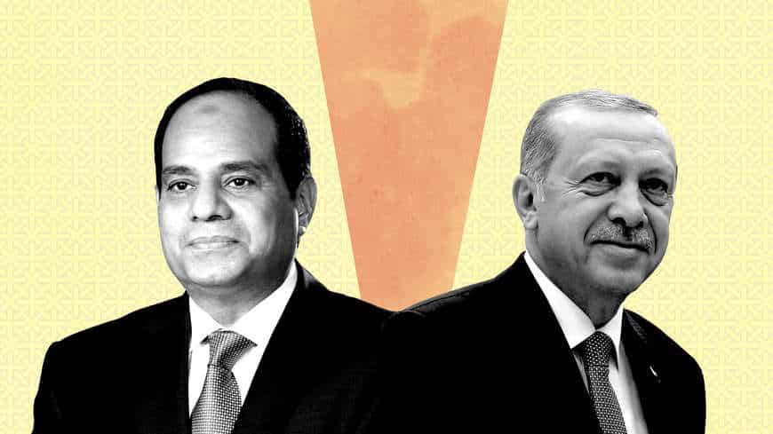 To AKP προτείνει κοινοβουλευτική ομάδα φιλίας Τουρκίας-Αιγύπτου