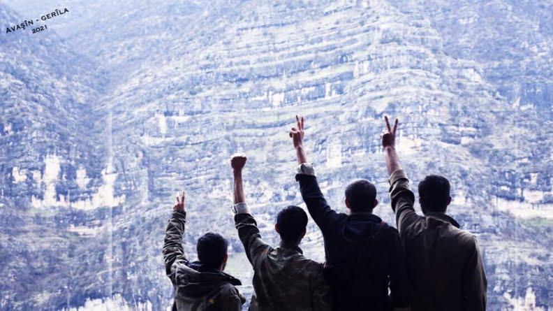 HPG: Ο τουρκικός στρατός υπέστη μεγάλες απώλειες στο Νότιο Κουρδιστάν