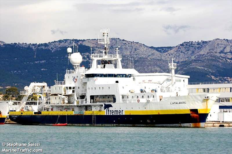 Αποκάλυψη – Που είναι τώρα ακριβώς το γαλλικό ερευνητικό πλοίο L'Atalante;