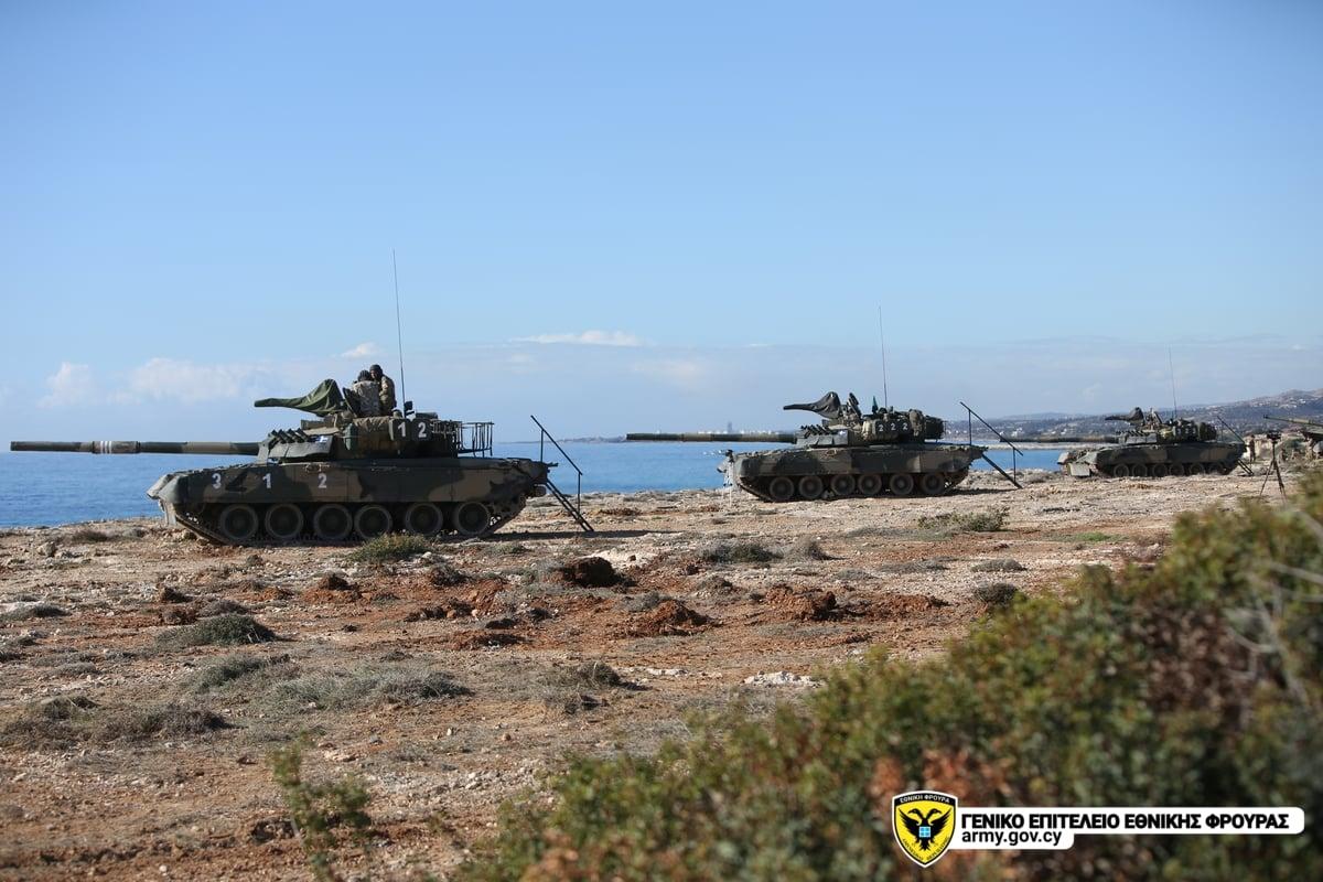 Έτσι θα καταστρέψουν τα Τ-80 της Εθνικής Φρουράς τα τουρκικά άρματα – VIDEO