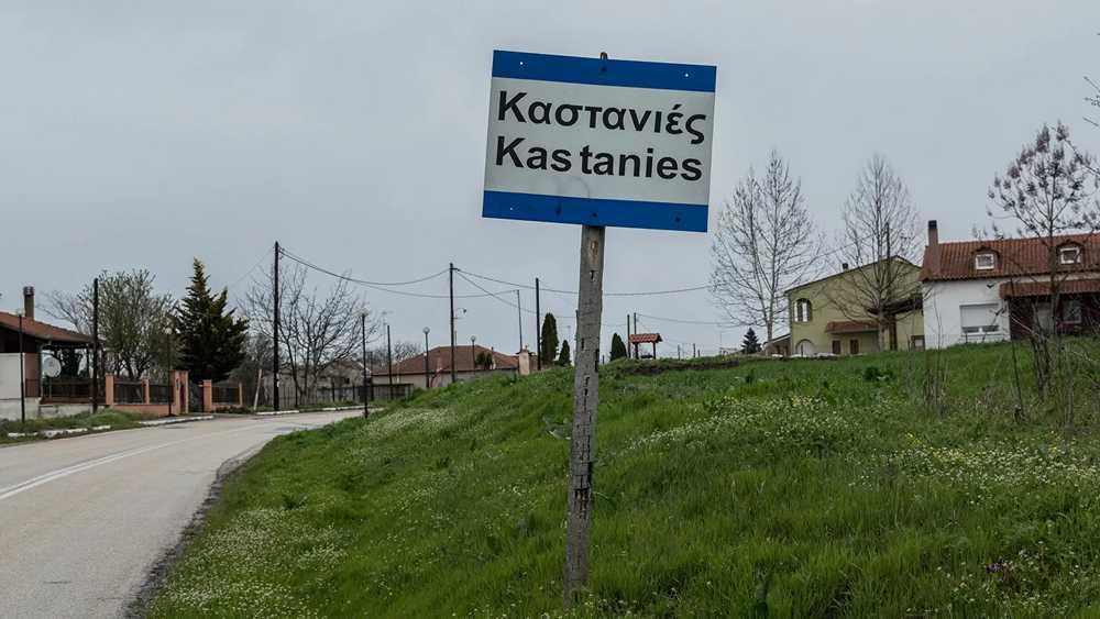 """Ερημιά κι εγκατάλειψη στις Καστανιές! Θυμίζουν χωριό """"φάντασμα"""""""