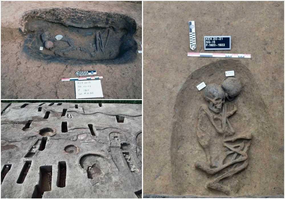 Αίγυπτος: Ανακάλυψη σπάνιων ταφών πριν την εποχή των Φαραώ (ΦΩΤΟ)