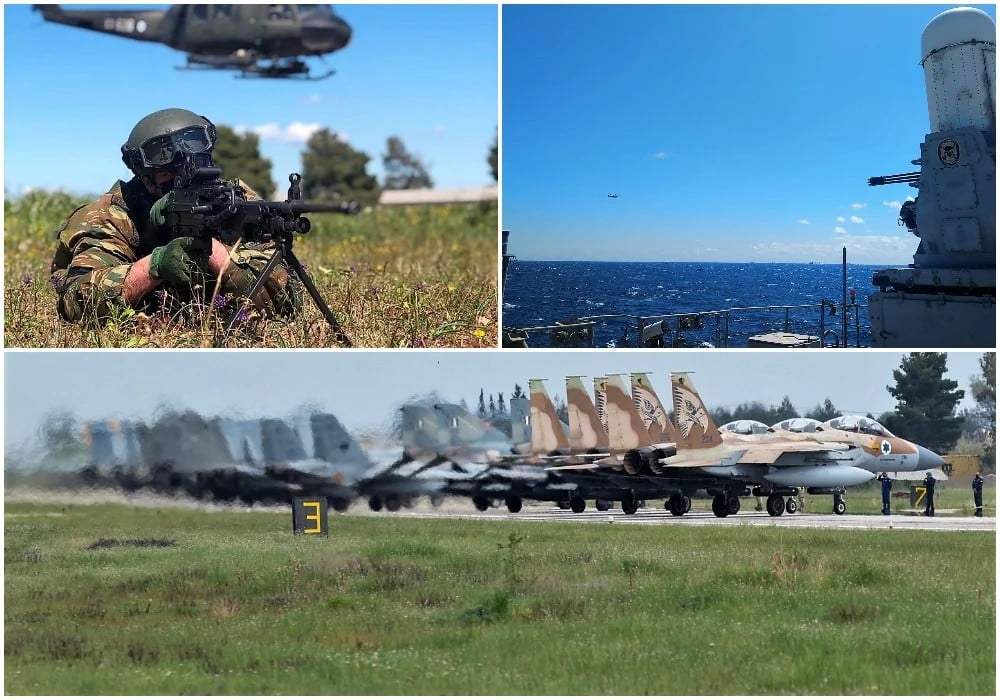 «ΗΝΙΟΧΟΣ 2022» loading – Ισχυρό μήνυμα αποτροπής στην Τουρκία – Ο ρόλος του MQ-9 και τα σενάρια στα ακριτικά νησιά – Η αντιαεροπορική «ασπίδα»