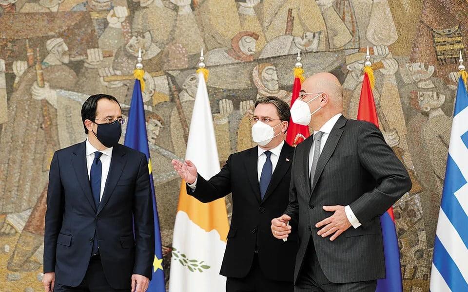 Η Ελλάδα επιστρέφει στα Βαλκάνια: Σχέδιο – ανάχωμα στην τουρκική επιρροή